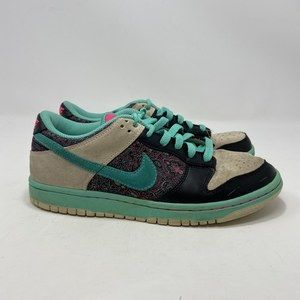 Nike Dunk Low 6.0 Blue Sneakers Size 9.5 (A127)